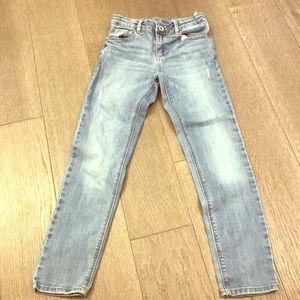 Zara girl jeans size: 9-10